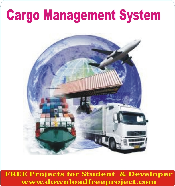 Free Cargo Management System Project In Asp.Net Projects Download
