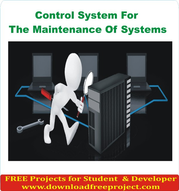Free Control System For The Maintenance Of Systems In Java Projects Download