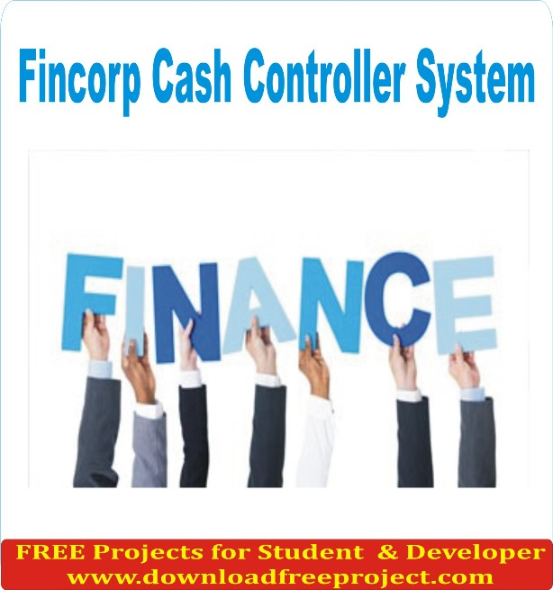 Free Fin corp Cash Controller In Asp.Net Projects Download