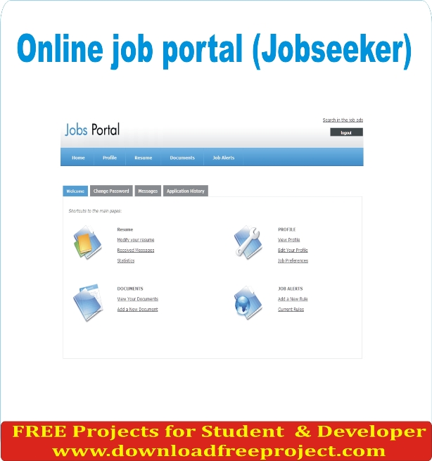 Free Jobscopoe Project In PHP Projects Download