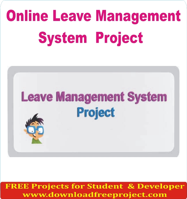 Free Leave Management System Project In Asp.Net Projects Download