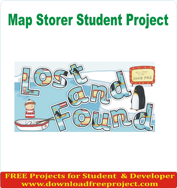 Free Map Stores student project In PHP Projects Download