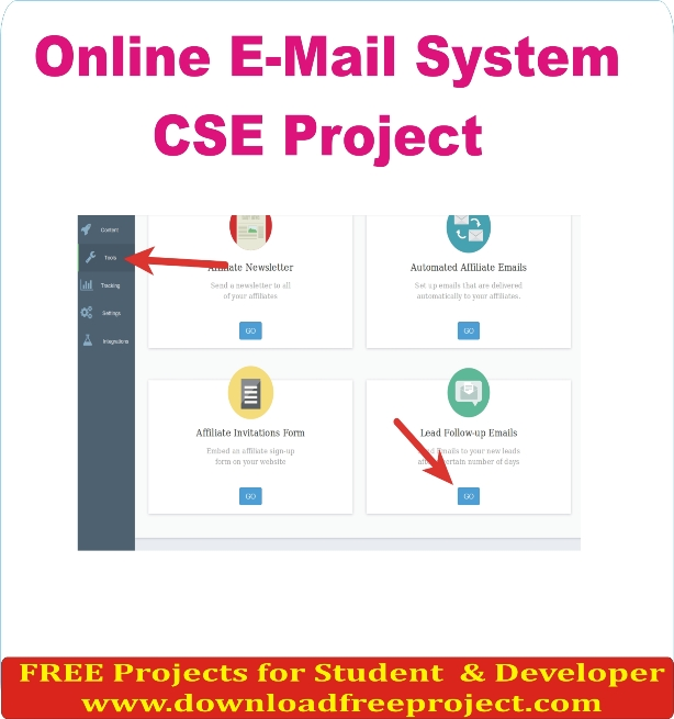 Free Online E Mail System In PHP Projects Download