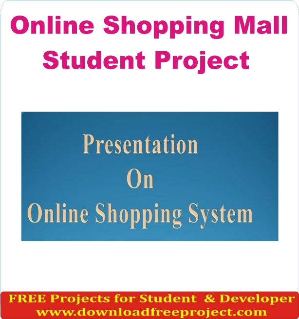 Free Online Shopping Mall In Asp.Net Projects Download