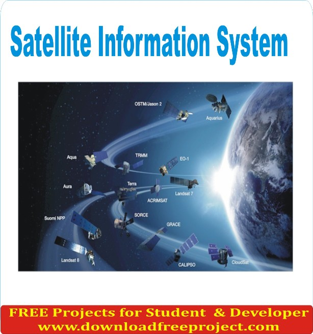 Free Satellite Information System In Asp.Net Projects Download