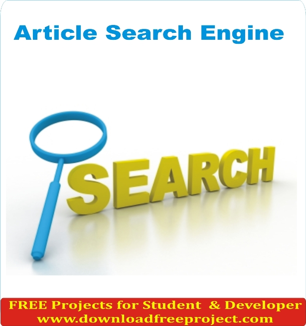 Free Search Engine For Alumni Of College In PHP Projects Download