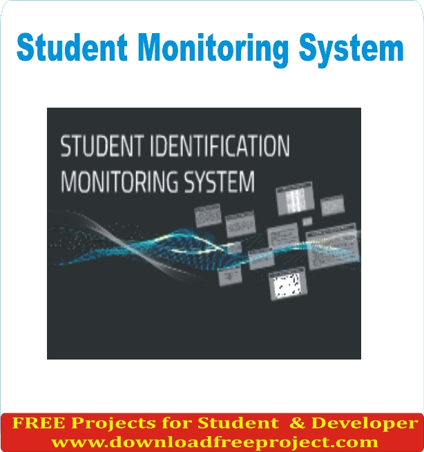 Free Student Monitoring System In Asp.Net Projects Download