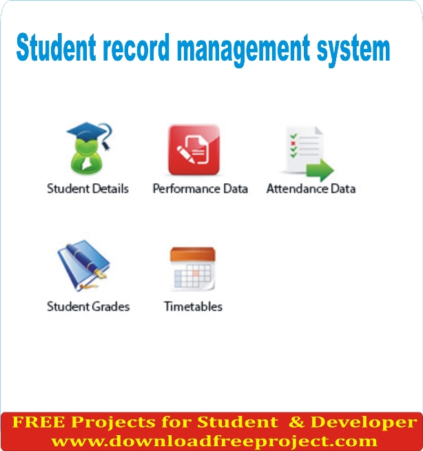 Free Student record management system In Asp.Net Projects Download