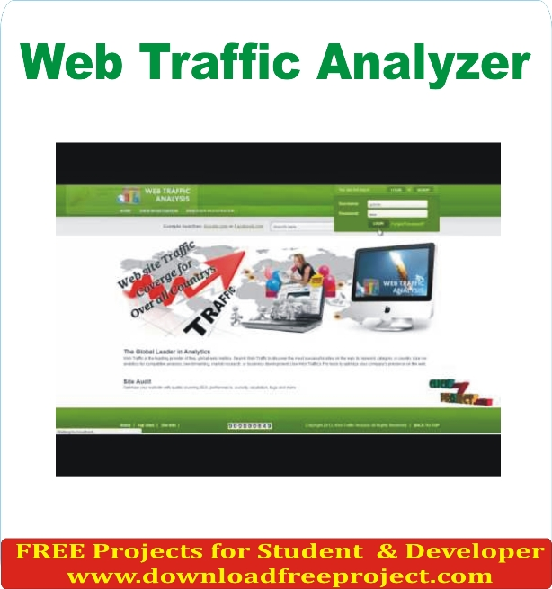 Free Web Traffic Analyzer In Asp.Net Projects Download